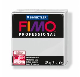 Fimo 'Professional' 85 g - Gris dauphin