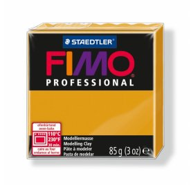 Fimo 'Professional' 85 g - Ocre
