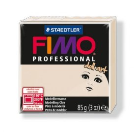 Fimo 'Professional' Doll Art - Beige - 85 g