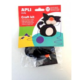 Kit Pompons 'Apli' Chat
