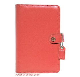 Organiseur Personal Planner 'Webster's Pages - Color Crush' Rose (vide)