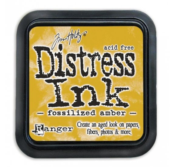 Encre Distress 'Ranger' Fossilized Amber