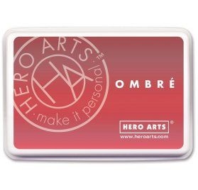Encreur Ombré 'Hero Arts' Lime to Forever Green
