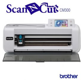 ScanNCut CM300 'Brother'