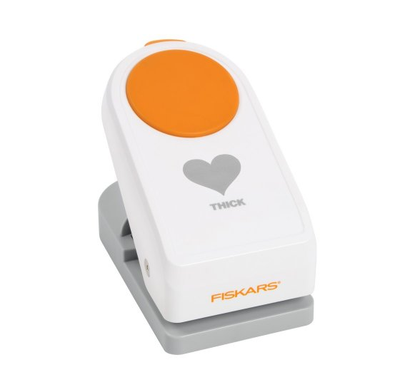 Perforatrice 'Fiskars - Power Punch' Coeur 5 cm