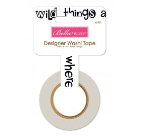 Scotch décoratif 'Bella Blvd - The Zoo Crew' Wild Things 9m