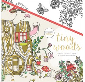 Livre de coloriages 'Kaisercraft - Kaisercolour' Tiny Woods