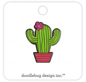 Pin's 'Doodlebug - Fun in the Sun' Cactus