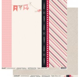 Papier double 30x30 'Swirlcards - 5th Avenue' Rodeo Drive
