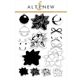 Tampons transparents 'Altenew' Modern Deer