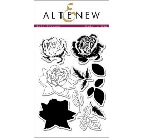 Tampons transparents 'Altenew' Simple Flowers