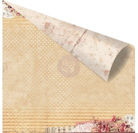 Papier double 30x30 'Prima - Love Clippings' Little Love Clippings