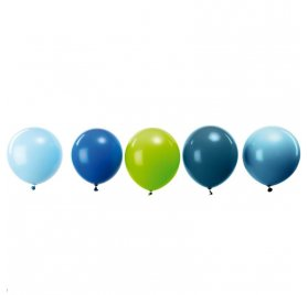 Ballons 'Rico Design' Aqua Mix