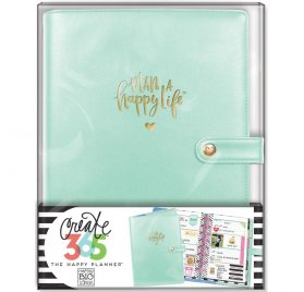 Mini Organiseur vide 'Me & My Big Ideas - The Happy Planner' Mint