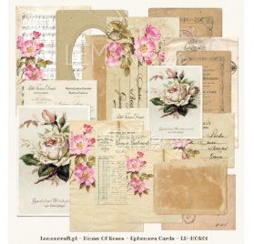 Assortiment 30x30 'Carta Bella - Amour'