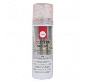 Paillettes fines en spray 'Rayher' Irisé 125 ml