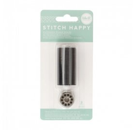 Fil pour couture 'We R Memory Keepers - Stitch Happy' Noir