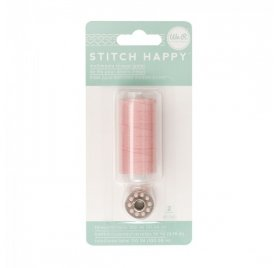 Fil pour couture 'We R Memory Keepers - Stitch Happy' Rose