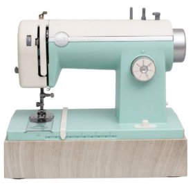 Machine à coudre 'We R Memory Keepers - Stitch Happy' Menthe