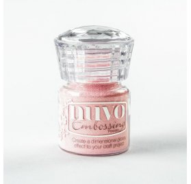 Poudre à embosser 'Nuvo - Embossing Powder' Ballerina Pink