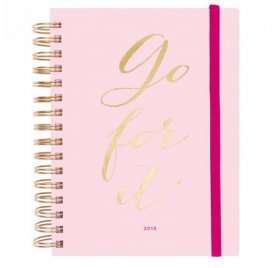 Agenda 'Rico Design - Magical Summer' Go For It 2018 (daté 13 mois)