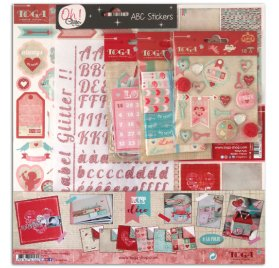 Kit Scrapbooking 'Toga' A la folie