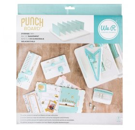 Plateau de rangement Punch Board 'We R Memory Keepers'