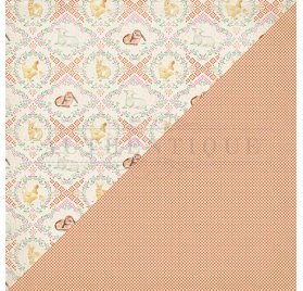 Papier double 30x30 'Authentique - Jubilee' Jubilee One