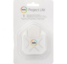 Perforatrice 'Becky Higgins - Project Life' Coin 3-en-1