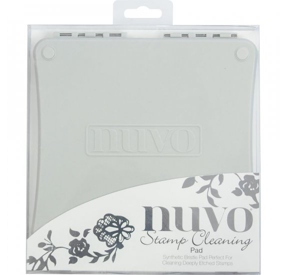 Tapis nettoyant pour tampons 'Nuvo'