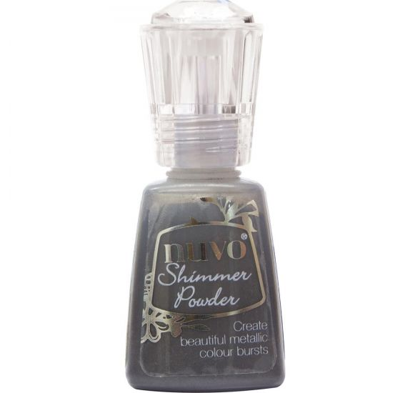 Poudre 'Nuvo - Shimmer Powder' Storm Cloud 20 ml