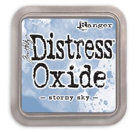 Encre Distress 'Tim Holtz - Distress Oxide' Stormy Sky