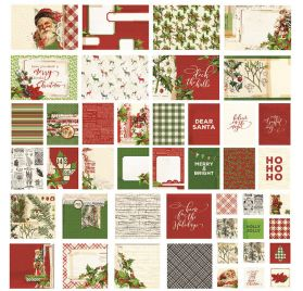 48 cartes 'Simple Stories -Simple Vintage Christmas'