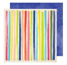 Papier double 30x30 'Vicki Boutin - Field Notes' One of a Kind