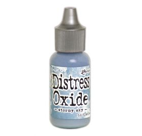 Recharge Encre Distress 'Tim Holtz - Distress Oxide' Stormy Sky 14 ml