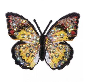 Ecusson thermocollant 'Rayher' Papillon 5x4 cm