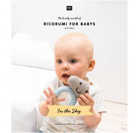 Livre 'Rico Design' Ricorumi for babys In The Sky