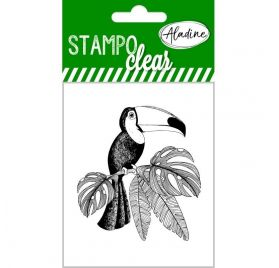 1 Tampon transparent 'Aladine - Stampo Clear' Jungle