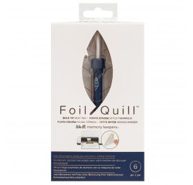 Stylo thermique Foil Quill 'We R Memory Keepers' Pointe épaisse 2.5 mm