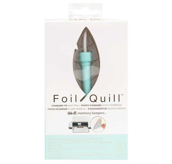 Stylo thermique Foil Quill 'We R Memory Keepers' Pointe standard 1.5 mm