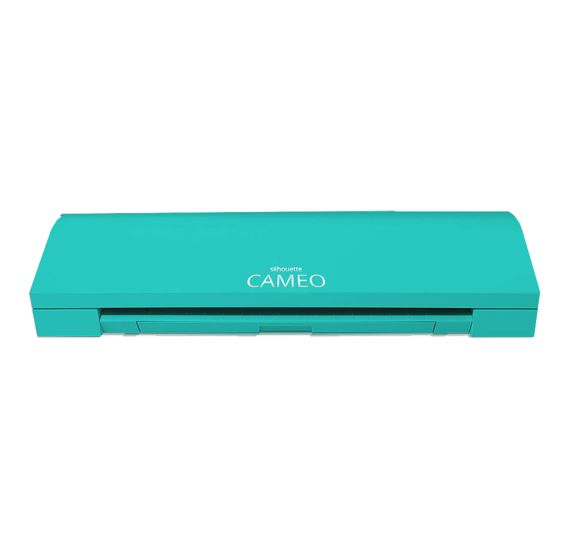 Silhouette Cameo 3 Turquoise