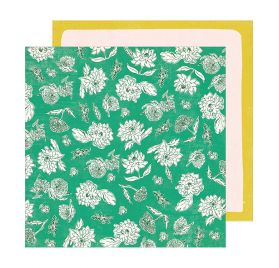 Papier double 30x30 'Crate Paper - Sunny Days' Whimsy