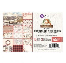 45 Cartes 10x15 cm 'Prima - Christmas in the Country'