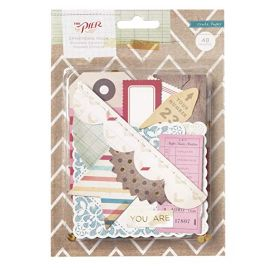 Dies cuts 'Crate Paper - The Pier' Qté 48