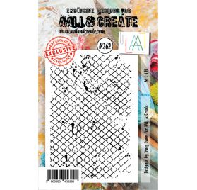 Tampon transparent 'AALL and Create' Mesh 262