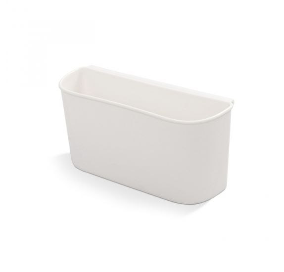 Bac pour chariot 'We R Memory Keepers - A la Cart' Blanc 25.5x13x7 cm
