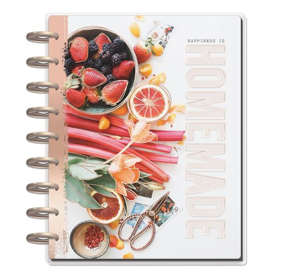 Cahier de recettes 'Me & My Big Ideas - The Happy Planner' Recipe Refresh