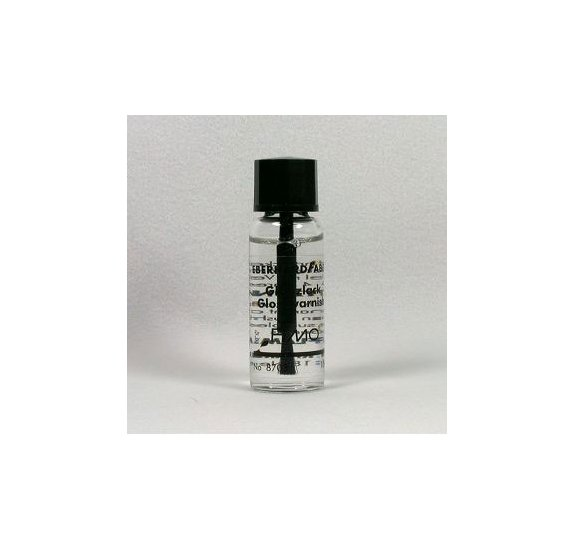Vernis brillant - DTM - 10 ml à base d'eau
