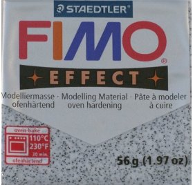 Pâte Fimo - Effect -  56g - Granite