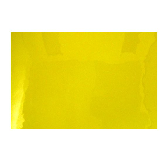 Flex vinyle polyuréthane 210x340mm - Craft Robo - Jaune Citron